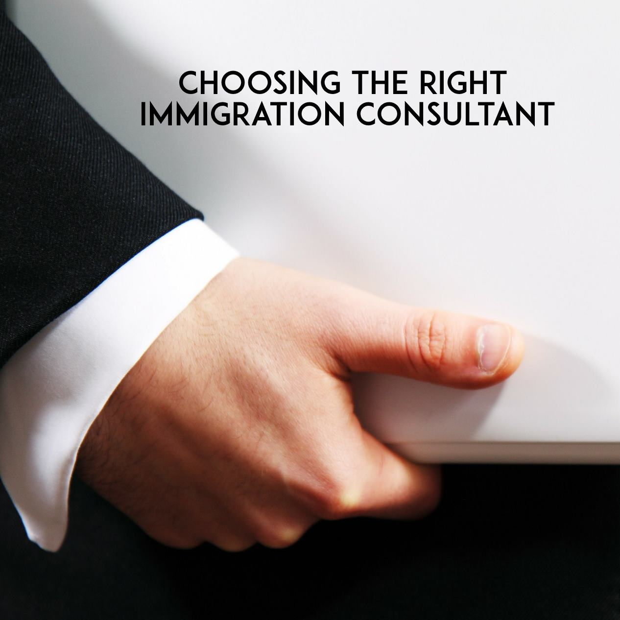 Right Immigration Consultant