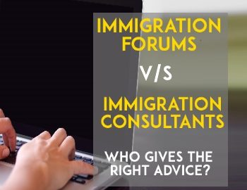 Canada Immigration Forum