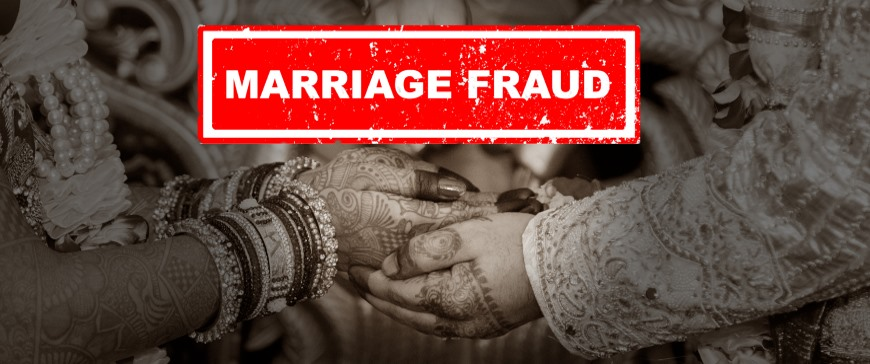 Marriage Fraud - Immigration Investigation